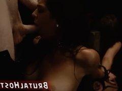 Bondage test Two young sluts, Sydney Cole