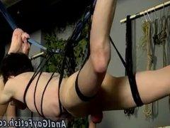 Free gay bondage  ebony movie Jerked