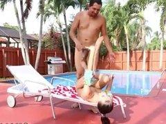 Man eating teen pussy Swimming In Semen