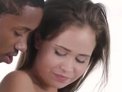 Pretty softcore interracial couple - help me ID them