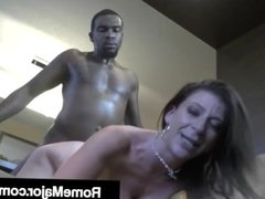 Naughty Milf Sara Jay Gives Rome Major Best Interracial Fuck