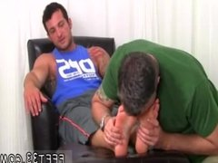 Gay men licking feet and eating ass movies