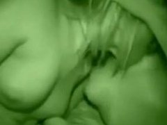 lesbian sex night vision cam