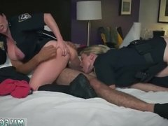 Hairy milf interracial creampie Noise