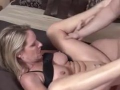 Mom Fighting Not Son To Fuck Her
