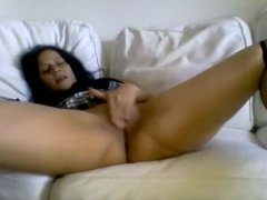 THE BEST PANTY STUFFING ORGASM