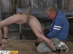 Tristan Crown enjoys being molested by Sebastian Kane