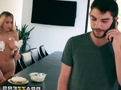 Brazzers - Milfs Like it Big -  Sweet Treat For A Neighbor s