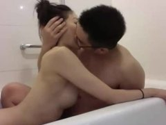 Chinese famous person leak sex tape #001