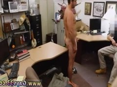 Gay sexy straight black guy jerking off