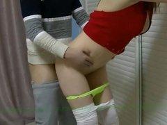 Chinese MILF Doing Housework.mp4