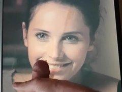 My 2. Cum Tribute for cute & sexy Felicity Jones