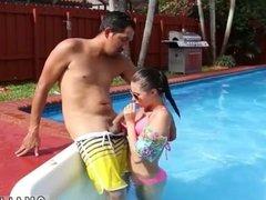 Teens share cock anal Swimming In Semen