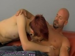 Daddy teach boy how to wrestle and fuck him
