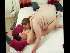 Fat Girl Does Skinny Girl