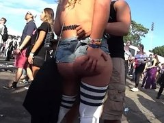 big ass bitch in public festival 2
