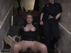 Milf anal & ass cum and ebony dildo Illegal