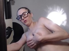 Amateur Sex with Girl in Glasses