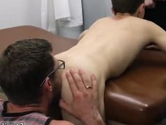 Teen with small boy play gay sex Doctor's