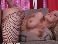 Brazzers - Pornstars Like it Big -  Showing the Son how its