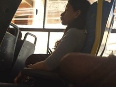 Dick flash in bus 18