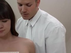 Teen fucked by you and guy gets handjob I'm