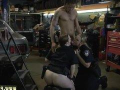 Milf tied anal xxx Chop Shop Owner Gets