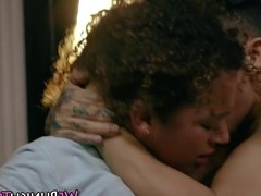 Black teen rough pounded