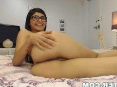 MIA KHALIFA - Big Tits Arab Pornstar Webcam Solo For Fans On Camster.com