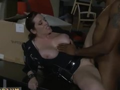 Milf strapon guy Cheater caught doing