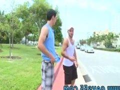 Gay men fucking each other outdoors xxx Hot