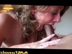My MILF Exposed mature amateur wife blowjob and fucking