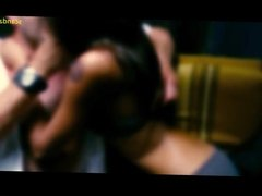 Zoe Saldana Nude Sex Scene In The Losers Movie