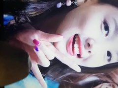 TWICE Nayeon cum tribute