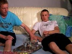 Gay extreme anal sex Artur & King Smoke Sex
