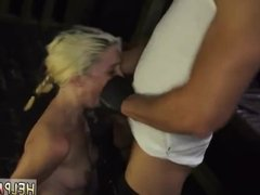Teen girl shows asshole and share first