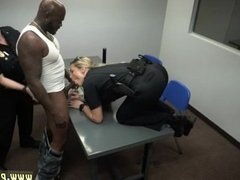 Mature blonde fucked hard Milf Cops