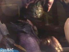 Samus Aran Is Alien's Whore