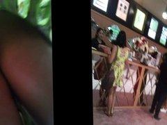 BOSO UPSKIRT Angas ni ate w faceshot