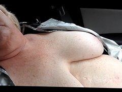 On The Road Again, Nude, Masturbating, Orgasm After Orgasm2