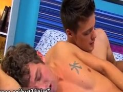 Gay twinks free clip first time Levon and