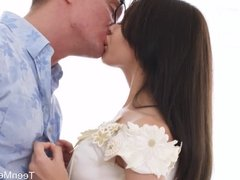 TeenMegaWorld -FirstBGG- Threesome With Bride and Bridesmaid