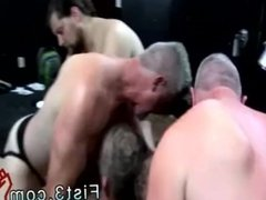 Gay boy sex with sleeping Fists and More