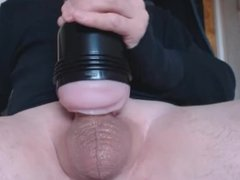 My solo 83 (Long close up fucking toys and heavy cum spurts)