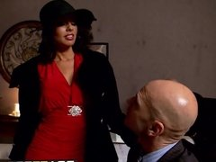 Brazzers - Milfs Like it Big -  Mistress P.I. scene starring