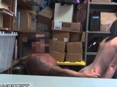 Fake black female cop Suspect was caught