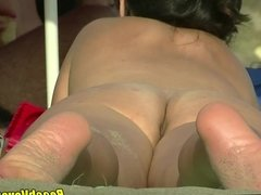 Tanned Naked Milfs Hidden Cam beach Voyeur Spy HD