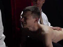 Skinny boy stripping movie gay Elder