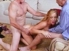 Huge tits dp interracial and passion facial