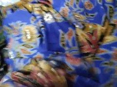 enjoying and cum on mom sarongs